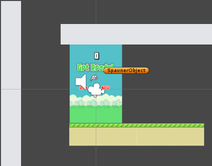 A Flappy Bird style game in Unity (source code included